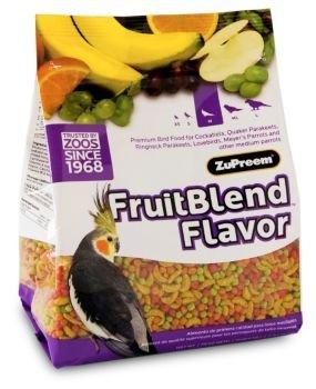 Avian Maintenance Fruit Blends – Cockatiel Food – 17.5 Lbs, My Pet Supplies