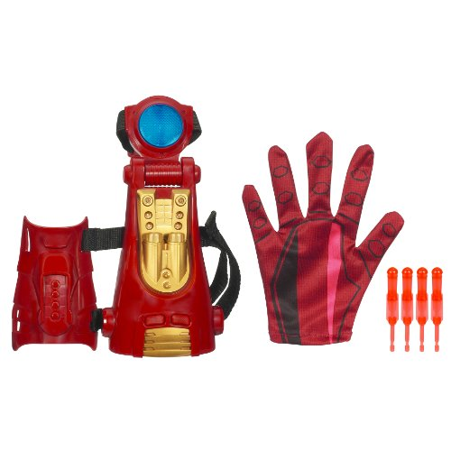 Iron Man 3-IN-1 REPULSOR (Iron Man Hands)