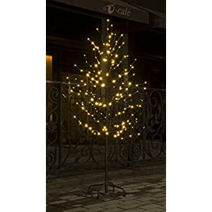 Lightshare 5FT 200 LED Star Light Tree 4