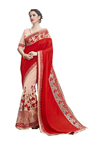 113 For Traditional Sarees Sari Wedding Ethnic Designer Party Indian Wear Redamp; Women White hQrCtdxsB