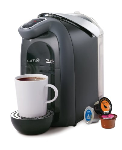 CBTL from The Coffee Bean and Tea Leaf Beverage System, Americano Black (Coffee Bean And Tea Leaf Maker compare prices)