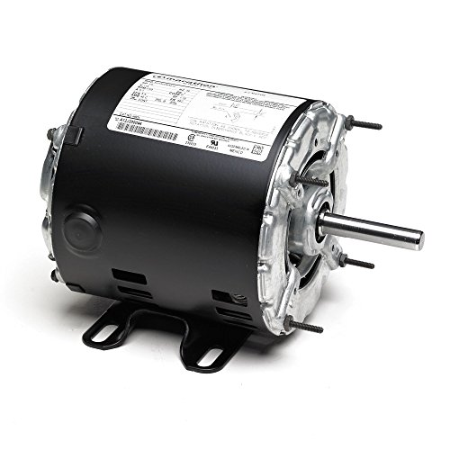 Marathon H905 56Z Frame Open Drip Proof 5KH36JNA769 General Purpose Motor, 1/2 hp, 1800 RPM, 115 VAC, 1 Split Phase, 1 Speed, Ball Bearing, Rigid Base