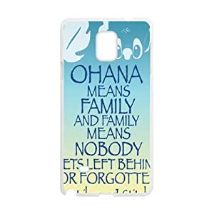 OHANA Family Cell Phone Case for Samsung Galaxy Note4