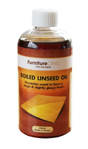 Raw Linseed Oil - 7