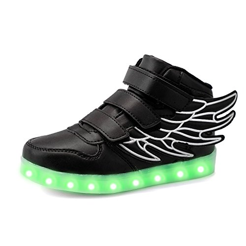 Green Hope Rise Field Flashing Sneakers