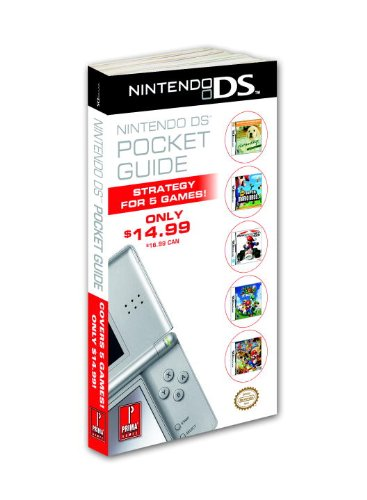 Nintendo DS Pocket Guide: Prima official Game Guide