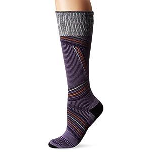 Sockwell Women's Summit Graduated Compression Socks, Plum, Medium/Large