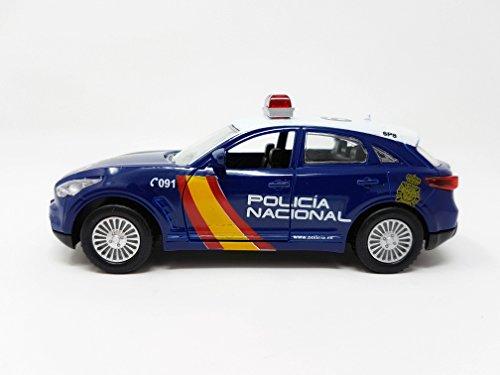PLAYJOCS Coche Policía Nacional GT-0233 2