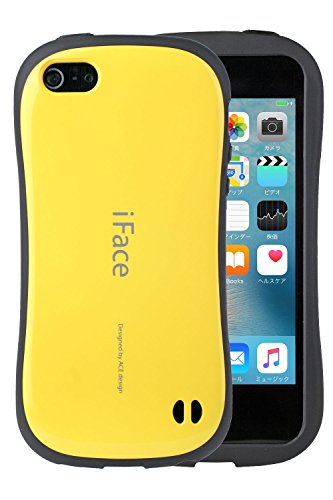 iFace First Class iPhone 5 Case (Yellow)