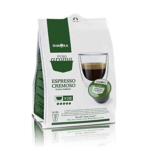 nescaf%C3%A9 dolce gusto capsule compatibili  160 Cialde Capsule Compatibili Nescafe' Dolce Gusto Gimoka Espresso ...