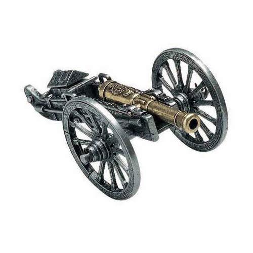 (Denix Replica Colonial Miniature Napoleonic Cannon )