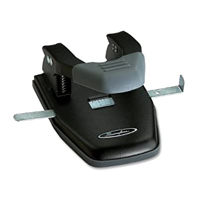 Swingline Manual 2 Hole Paper Punch from Swingline