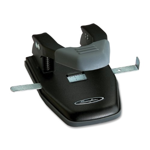 swingline-comfort-handle-2-hole-punch-50-easier-1-4-hole-size-28-sheets-a7074050