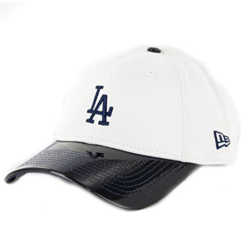 Navy New Era Leather - New Era 920 Los Angeles Dodgers