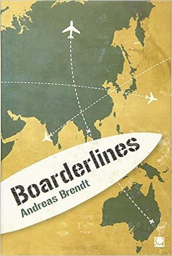 Boarderlines, von Andreas Brendt