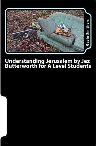 jerusalem jez butterworth coursework