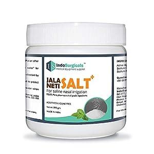 IndoSurgicals Jala Neti Salt Plus (385 Gm)