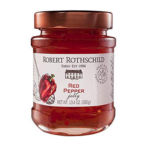 - Robert Rothschild Farm Red Pepper Jelly (13.4 oz)
