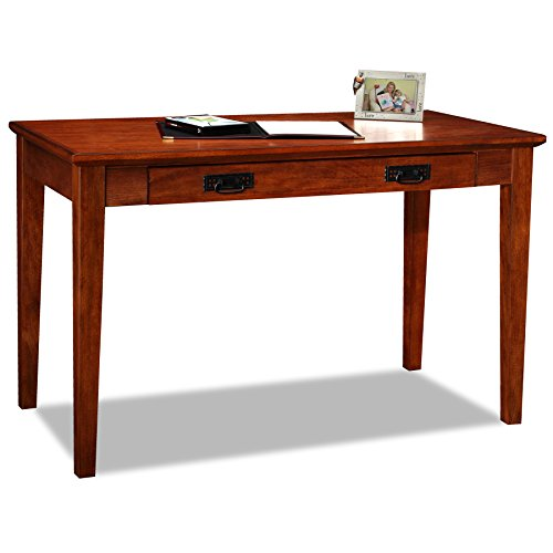 Leick Boulder Creek Mission Laptop/Writing Desk (Table Cherry Oak Mission)
