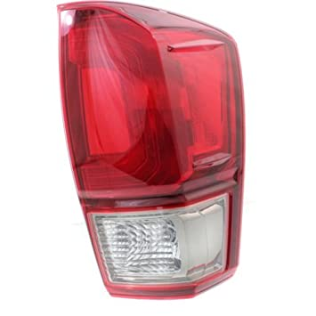 TYC 11-6849-90-1 Replacement Right Tail Lamp for Toyota Tacoma