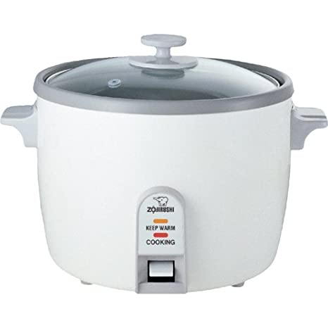 amazon com zojirushi nhs 10 6 cup uncooked rice cooker kitchen rh amazon com Zojirushi Thermos Zojirushi Thermos