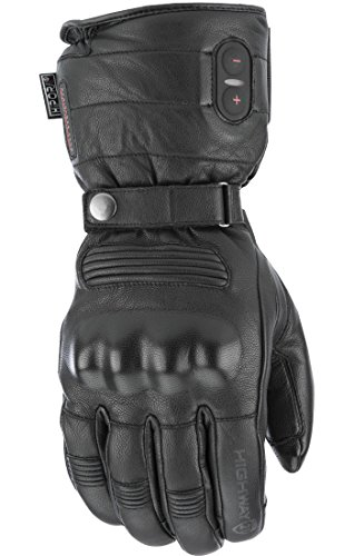 Highway 21 Radiant Heated Men's Cold Weather Motorcycle Leather Glove
