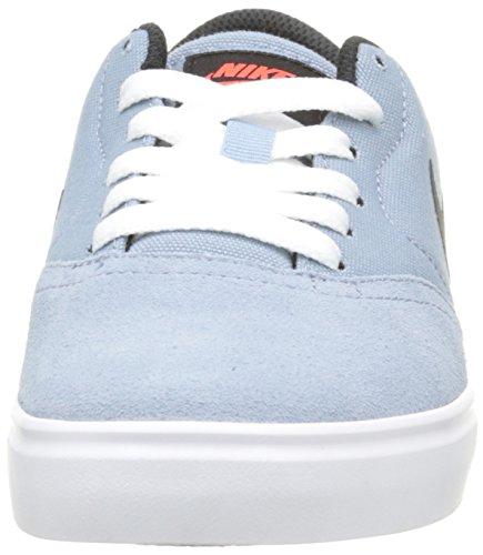 Nike Sb Check (Gs), Zapatillas de Skateboarding para Niños Gris / Negro (Bl Grey / Blk-Brght Crmsn-White)