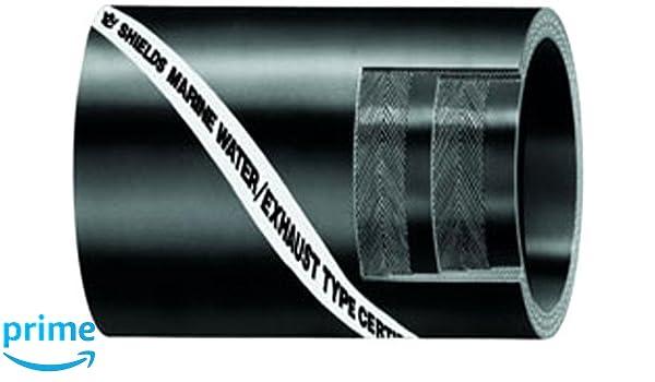 Sierra International Sierra 116-355-1124 Shields Fuel Fill Hose-1-1//2 x 12.5