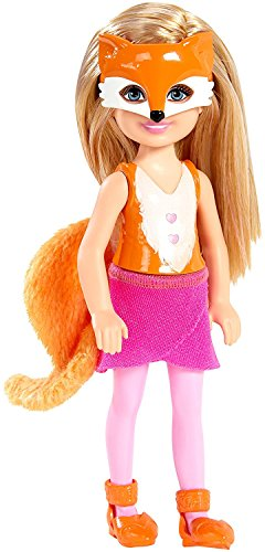 Barbie Sisters Chelsea and Friends Doll, (Skipper Barbie Costume)