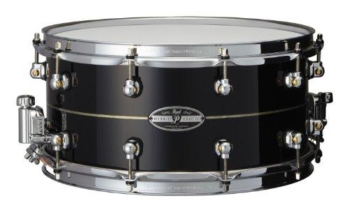 Pearl HEK1465 14 x 6.5 Inches Hybrid Exotic Snare Drum - Kapur with Inner Fiberglass (Snare Hybrid)