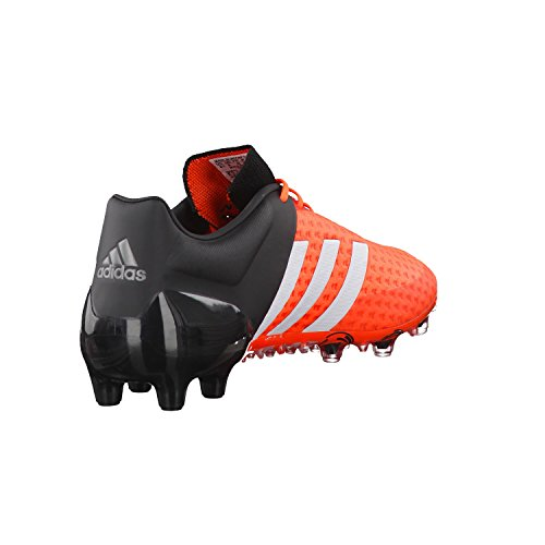 Adidas Performance ACE 15+ PRIMEKNIT F Scarpe da Calcio Nero Arancione per Uomo