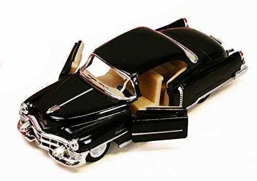 1953 Cadillac Series 62, Black - Kinsmart 5339D - 1/43, used for sale  Delivered anywhere in USA