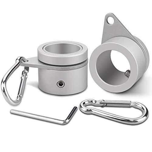 BonyTek 2 Pack Aluminum