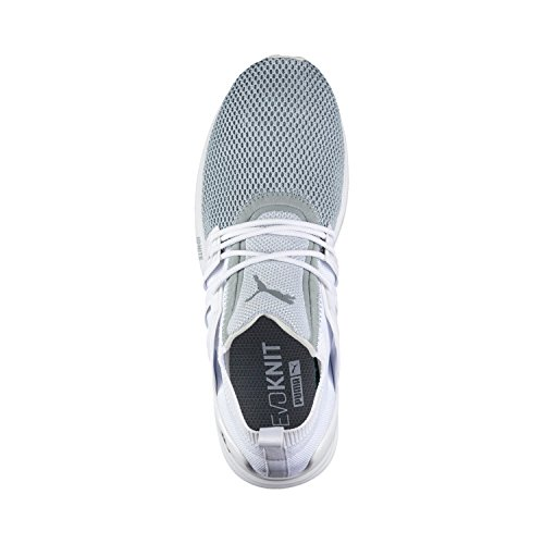 Puma Limitless Lo Evoknit Uomo Sneaker Nero Quarry-puma White-puma White