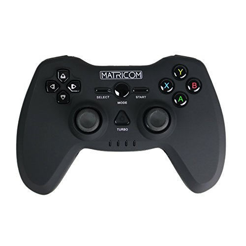 Matricom G-Pad BX Wireless USB Rechargeable Bluetooth Pro