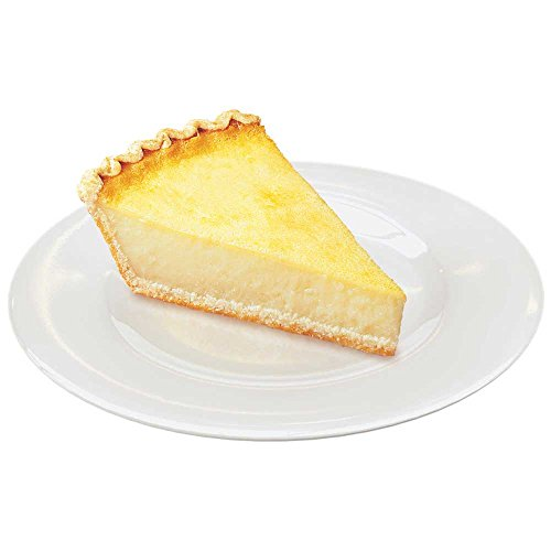 Custard Pie - Sara Lee Chef Pierre Unbaked Egg Custard Open Face Pie, 10 inch -- 6 per case.