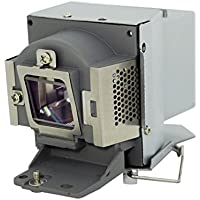 AuraBeam Professional BenQ 5J.J8E05001 Projector Replacement Lamp with Housing (Powered by Philips)