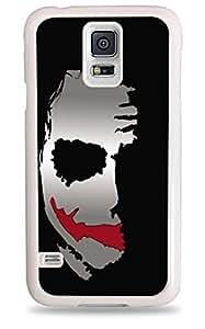 312 Joker Samsung Galaxy S5 Silicone Case - White