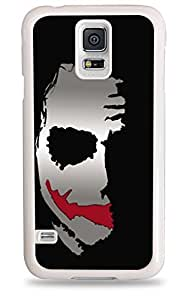 312 Joker Samsung Galaxy S5 Silicone Case - White hjbrhga1544
