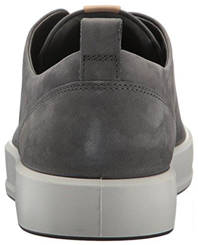 Ecco Herren Soft 8 Sneaker Grau (Dark Shadow/Powder)