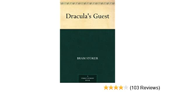 Draculas guest kindle edition by bram stoker literature draculas guest kindle edition by bram stoker literature fiction kindle ebooks amazon fandeluxe Gallery