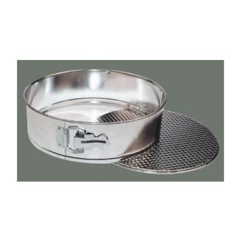 Winco 10-Inch Spring Form Cake Pan with Loose Bottom by Winco