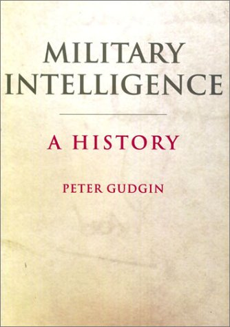 Download Military Intelligence: A History pdf