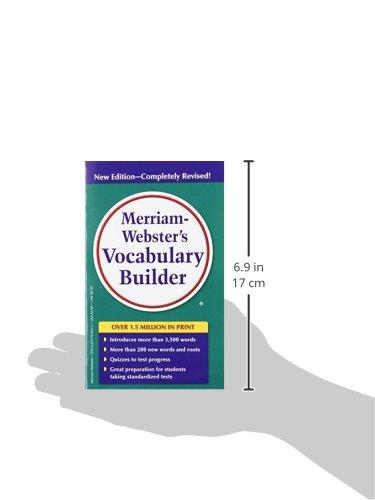 merriam webster vocabulary builder 「merriam-webster's vocabulary builder」ネットでダウンロード出来る音楽mp3を紹介しています。当サイトで紹介している音楽.