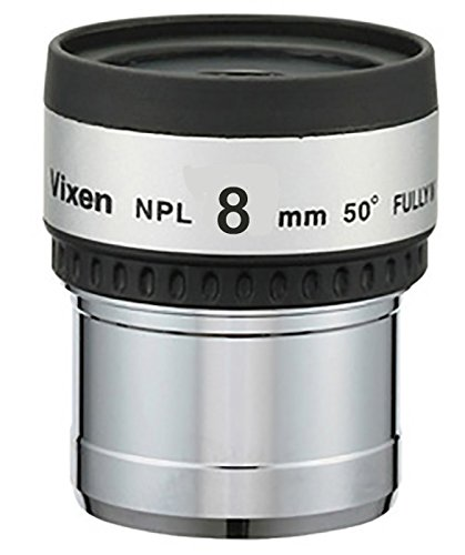 Vixen Optics 39203 USA Vixen NPL 8mm Eyepiece (Black)