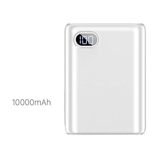XCLXX - Cargador portátil de batería Externa, 10000 mAh ...