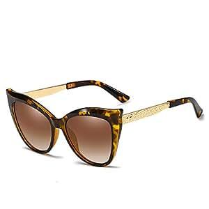 Gafas de moda Gafas de sol con estilo polarizadas con marco ...
