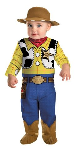Halloween FX Toy Story Woody Infant Costume (0-6 Mos)