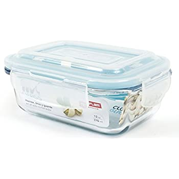 Amazoncom Neoflam CLOC Glass Food Storage Container wAirtight Lid