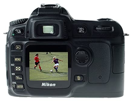 Amazon.com: Nikon D50, cámara SLR digital de 6.1 MP ...